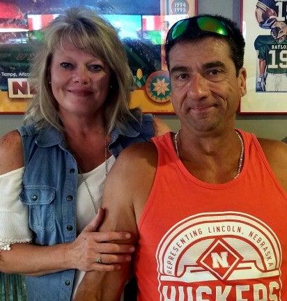Amur Equipment Finance Title Specialist Taunia Davis and husband